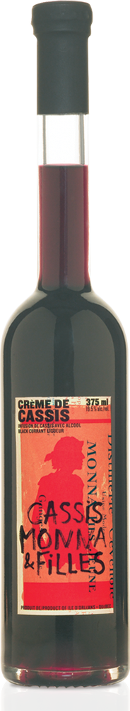 Creme De Cassis Cassis Monna Filles